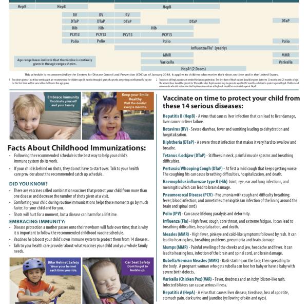 Child Schedule PROOF
