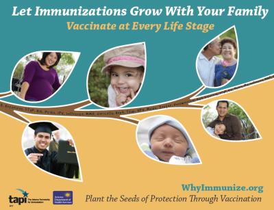 Why Immunize flyer