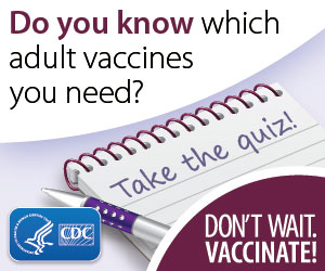 adult vaccination quiz
