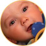 infants thumb