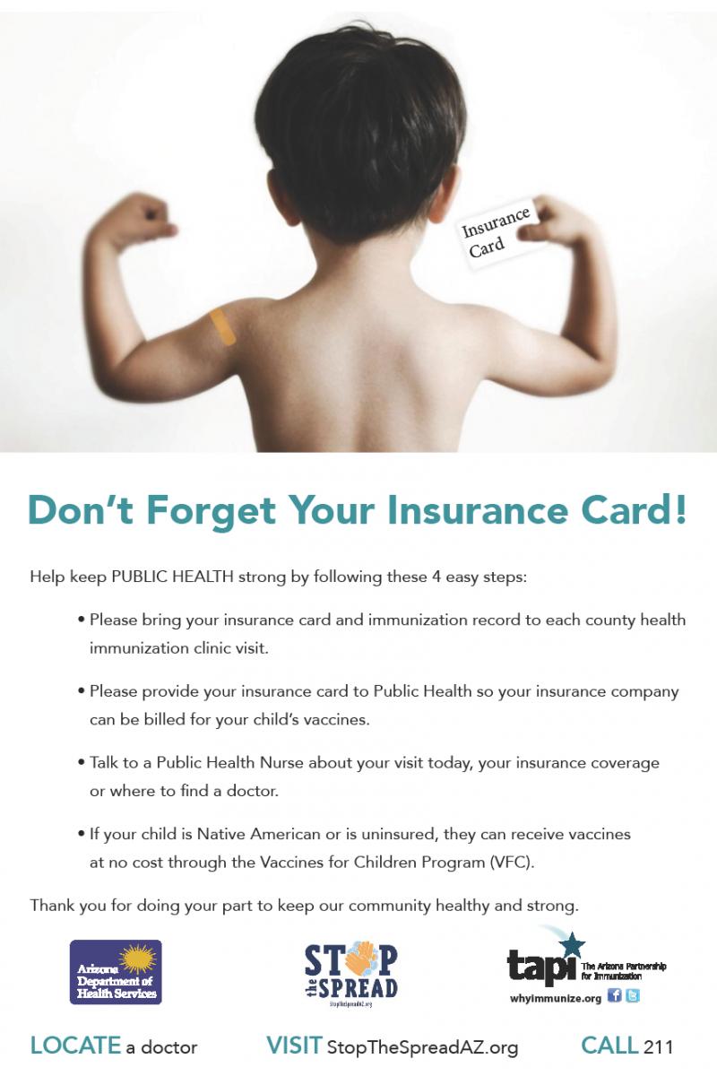 insurance poster