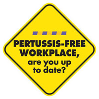 pertusis free workplace