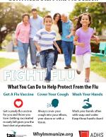 Family Flu Poster 2018