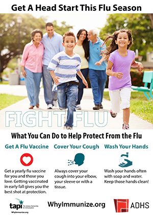 Flu Poster 300